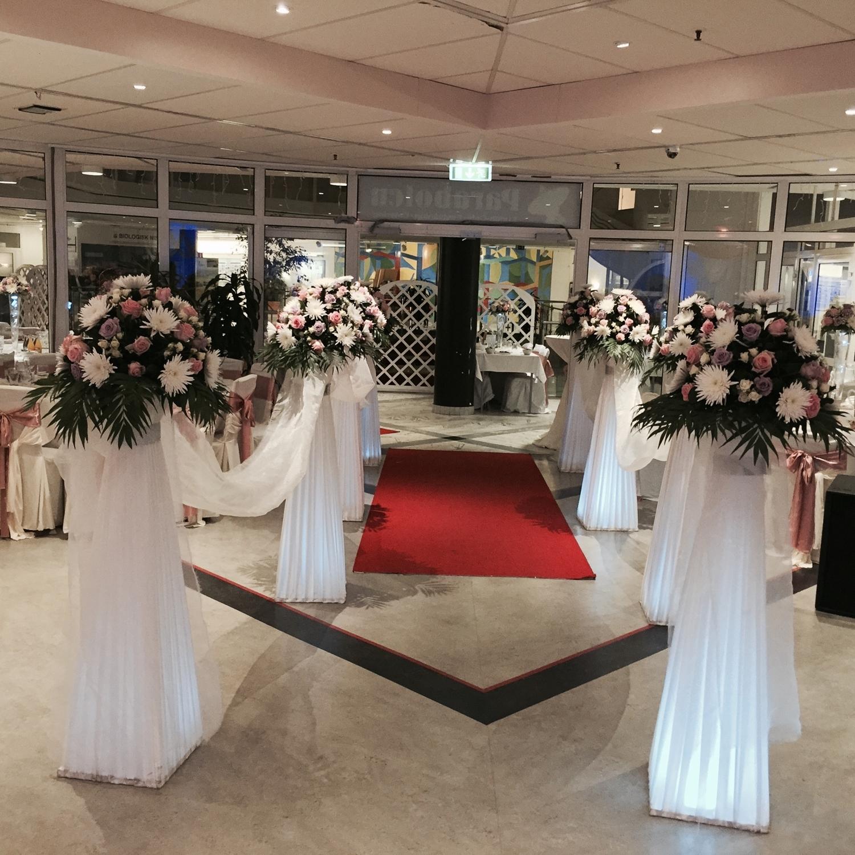 restaurang parabolen bröllop